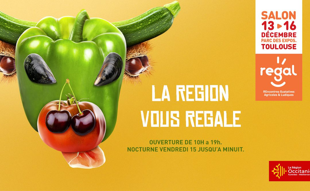 Salon Regal Toulouse décembre 2019